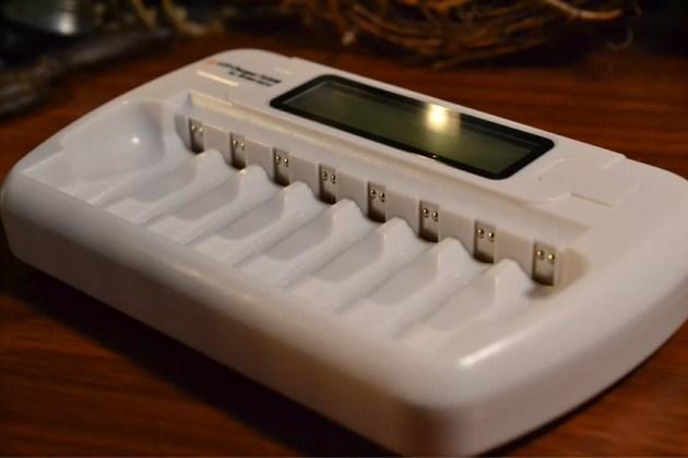 エネループ複数充電器3