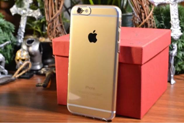 パワーサポート エアージャケットセット iPhone6 2