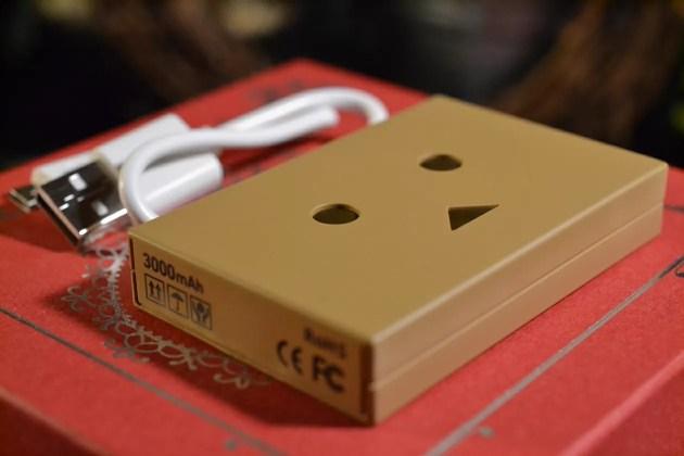 超薄型ダンボーのバッテリーレビュー2