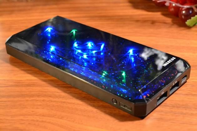 光るIngressバッテリー1