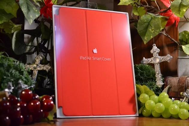 iPadAir2純正カバーレビュー