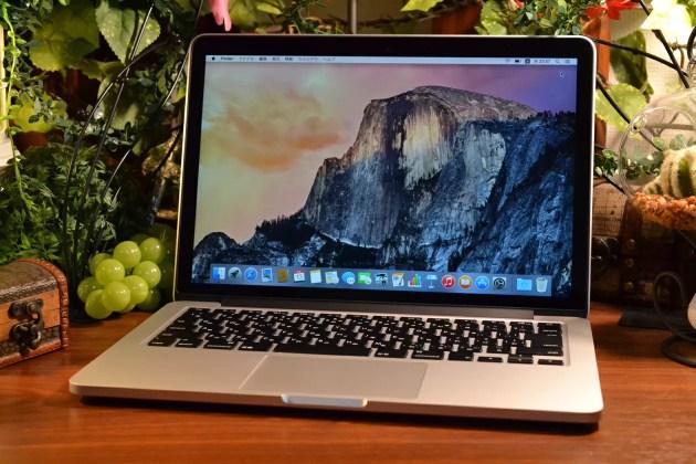 MacBook Pro13インチレビュー10