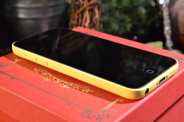 iPhone5cで格安SIMを使う3