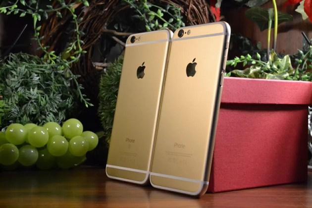iPhone6sと6の比較8
