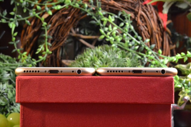 iPhone6sと6の比較3
