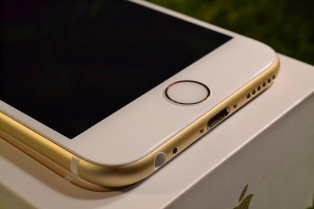 iPhone6sゴールドレビュー8