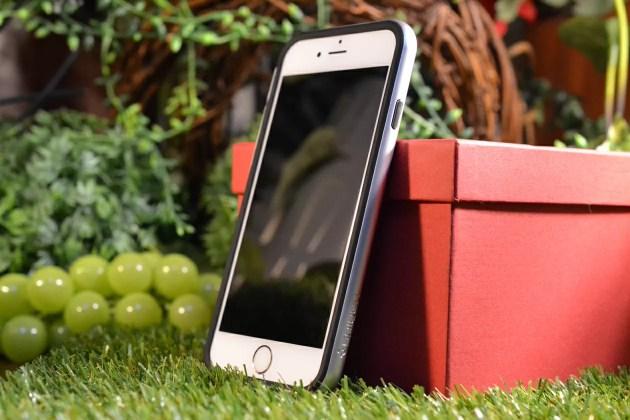 SpigenネオハイブリッドiPhone6sレビュー3