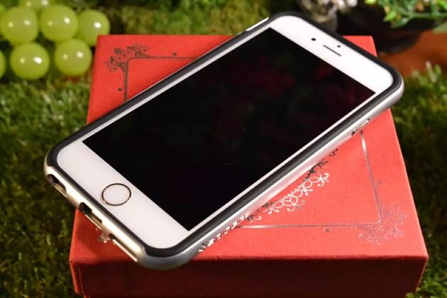 iPhone6sケースSpigenネオハイブリッドレビュー1