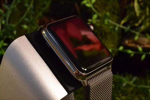 Apple Watch 42mmミラネーゼループ