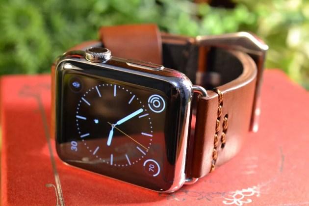 Apple Watchのベルトカスタマイズ