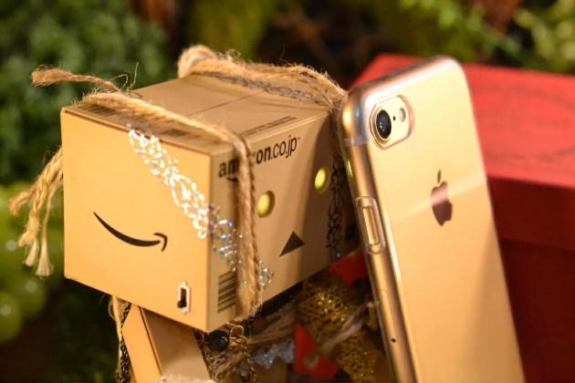 SpigenリキッドクリスタルiPhone7ケースレビュー