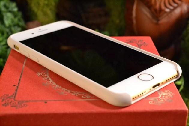 Apple純正iPhone7シリコンケースレビュー終わり2