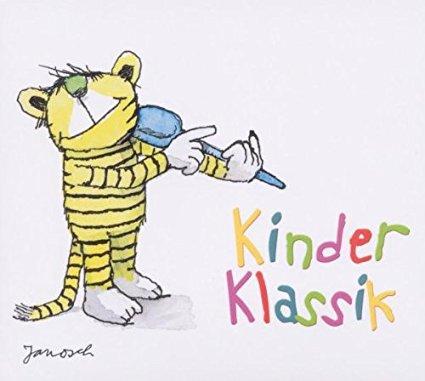 """Janoschs Kinder Klassik – von wegen """"ernste Musik""""!"""