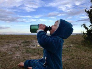 Reisen mit Kind auf der Insel Öland