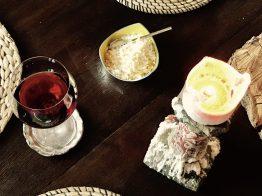 Rezept Pasta mit Sugo – Tisch gedeckt für Montis Pasta