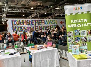 Kreativ Werkstatt für Kids auf der #rp17