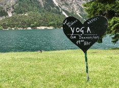 Yoga am Achensee