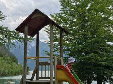 risky Week 24 – Spielplatz direkt am Café - passt!
