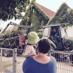 Abschied Kita – Merlin und Katharina