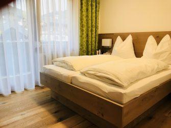 Das Zweibettzimmer vom Siebenschläfer