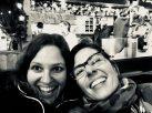 Mit Victoria in Salzburg – wird nicht das letzte Treffen sein