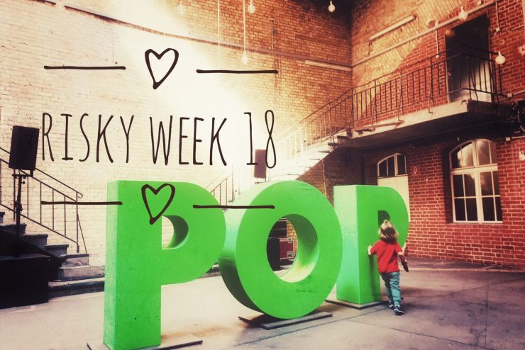 Risky Week 18 – Power of People
