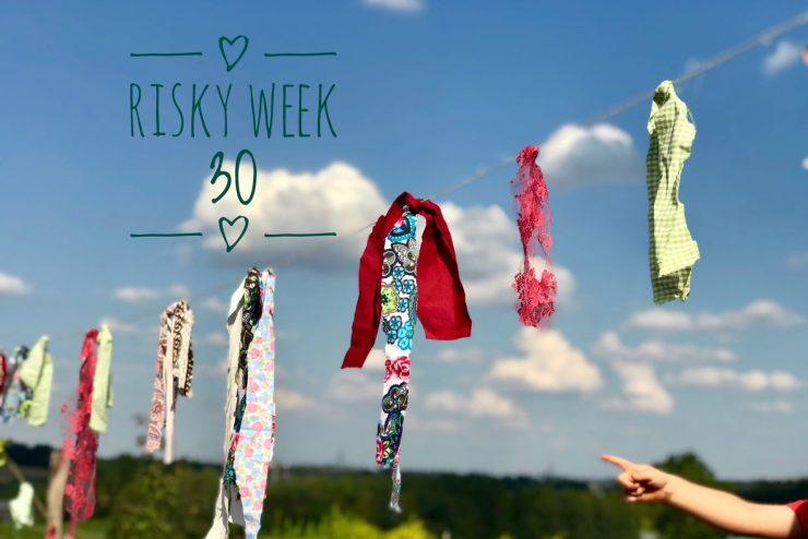 Risky Week 30 – Sommerfest im Naturkindergarten