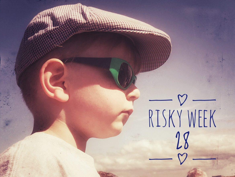 Risky Week 28 – Merlin auf der Fähre nach Spiekeroog