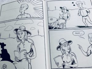 Das_Gehirn-Comic