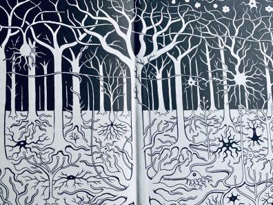 Den Wald nicht vor Bäumen sehen