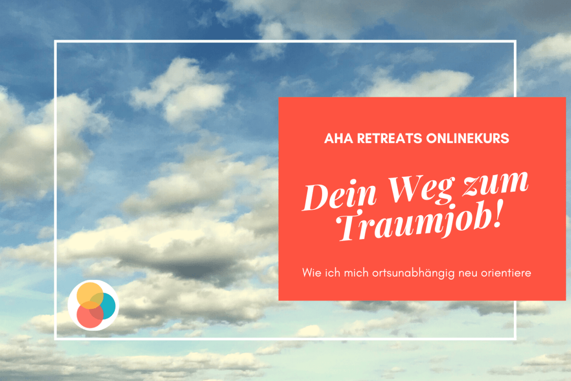 Aha Retreats Onlinekurs