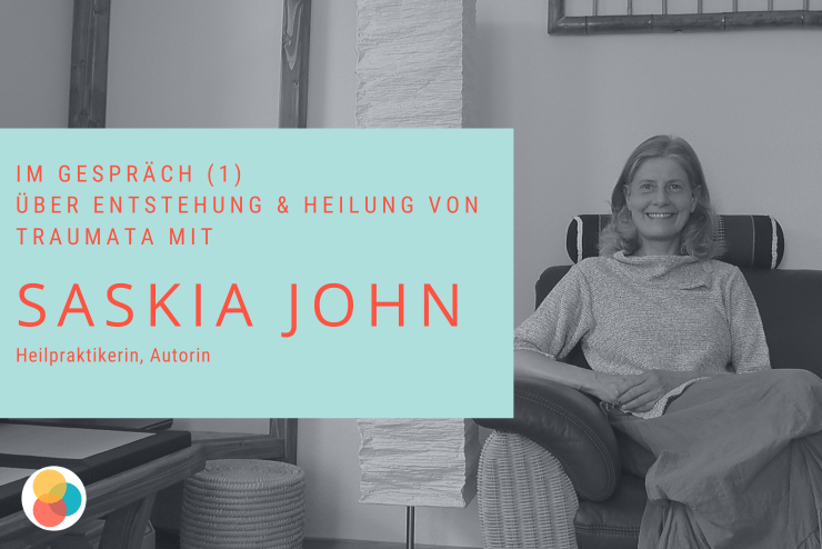 Saskia John in ihrer Praxis