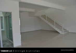 Before Staircase area