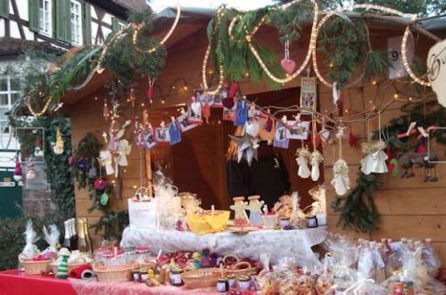 ドライアイヒ(Dreieich) クリスマスマーケット