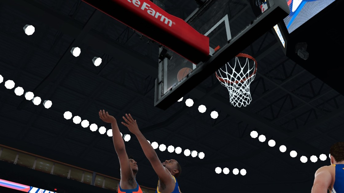 NBA2k18パスの画像
