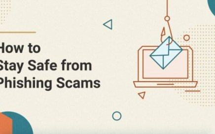 hwo to stay safe from phising scams