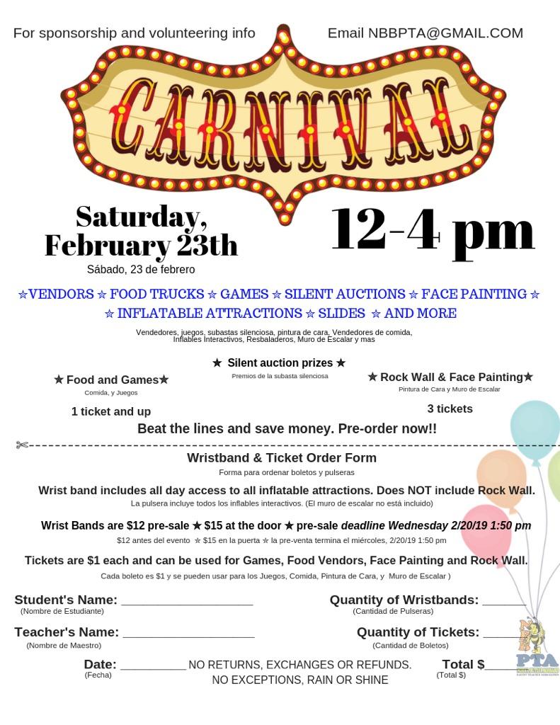 NBB Carnival