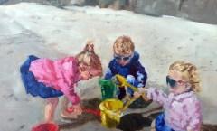 Coolmaine Beach Fun!!!