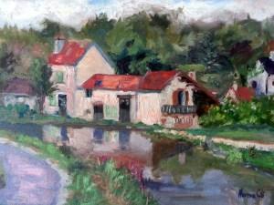 Canal Armancon