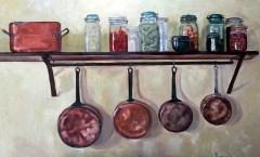 Castle Pots & Canned Goods