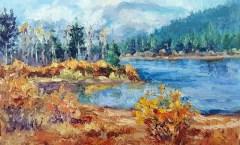 Spooner Lake Fall