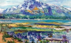 Mt Tallac Reflections