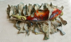 Porcelain Fish Sculptures Available!