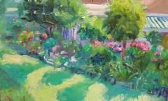 Oudewater Garden Shadows