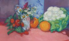 Rose Hips & Cauliflower
