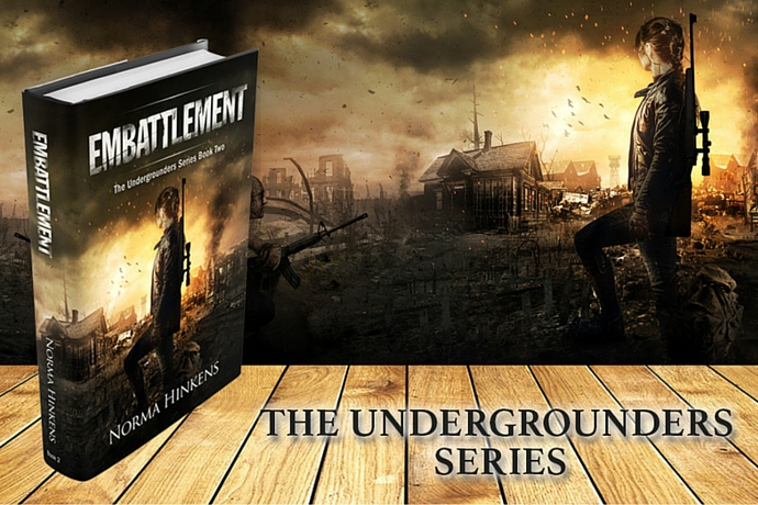 Embattlement Excerpt & #BookGiveaway