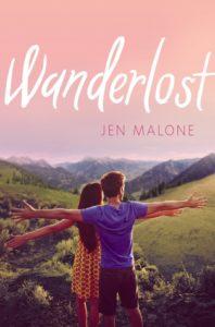 """""""Wanderlost"""" by Jen Malone"""
