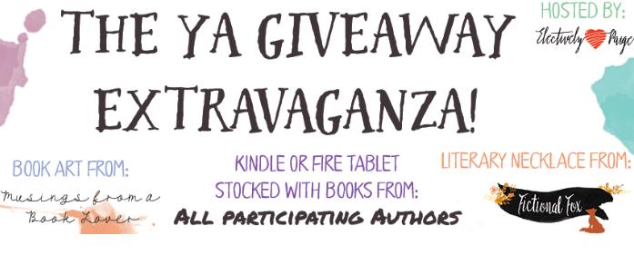 YA Book Giveaway Extravaganza