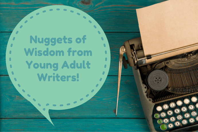 10 Quotes about Writing from YA Authors