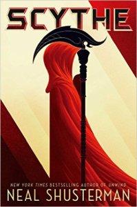 """""""Scythe"""" by Neal Shusterman"""